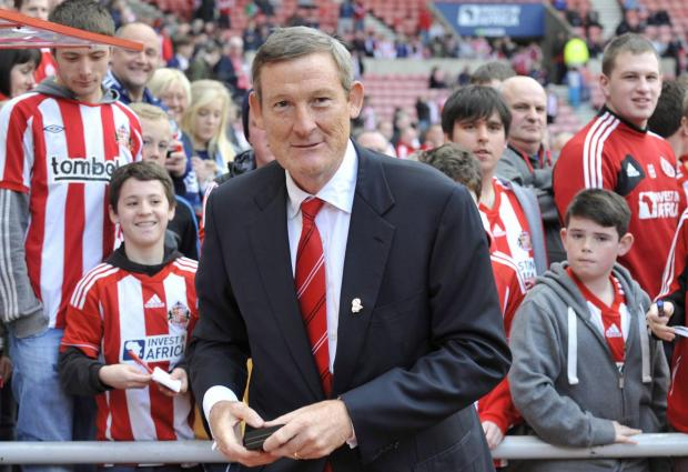 The Advertiser Series: Acted fast: Ellis Short, the Sunderland owner, was quick to sack Roberto De Fanti