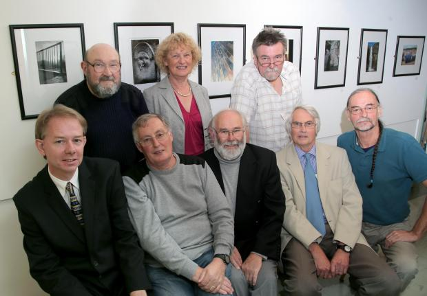The Advertiser Series: Members of Darlington Media Group hold their first e