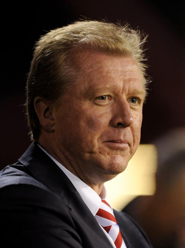 The Advertiser Series: Riverside return: Former Boro boss Steve McClaren is now in charge of Derby