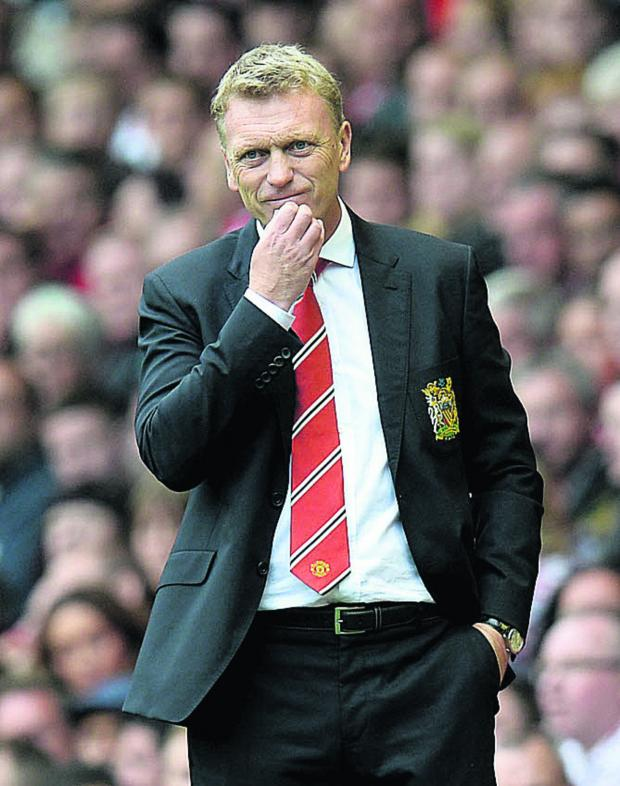 The Advertiser Series: Manchester United boss David Moyes