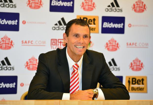The Advertiser Series: CONTENT: Gustavo Poyet feels he has finally got to grips with the Sunderland squad he was bequeathed by Paolo Di Canio