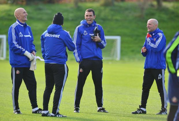 The Advertiser Series: On the training ground: Gustavo Poyet believes his methods are working