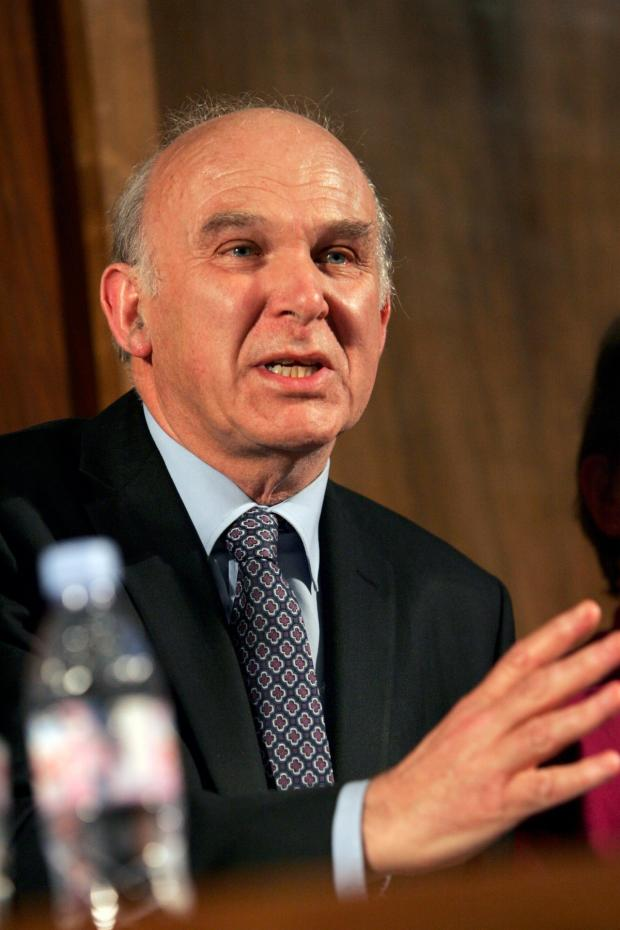The Advertiser Series: Business Secretary, Dr Vince Cable