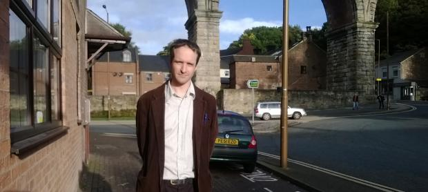 The Advertiser Series: Councillor Richard Ormerod