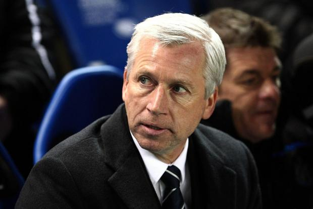 The Advertiser Series: THE BOSS: Alan Pardew believes Newcastle's performances have not been given the praise they deserve