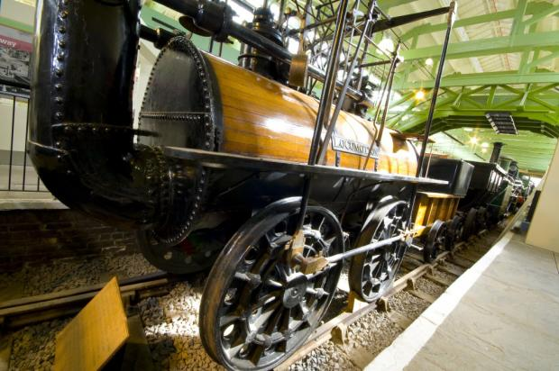 The Advertiser Series: VISITORS to the Head of Steam railway museum on Sunday (April 27) can hear artist Catherine Howard giving a talk entitled Textile Journey, at 1pm.