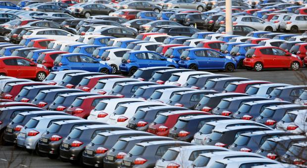The Advertiser Series: New car sales have risen at their fastest pace for a decade, the Society of Motor Manufacturers and Traders has said