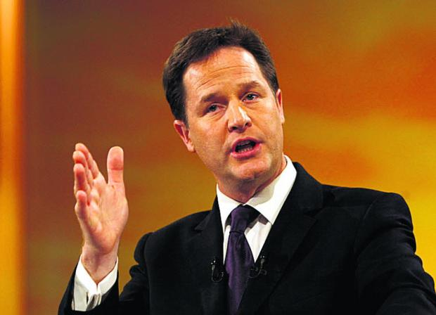 The Advertiser Series: Winning bids to the latest round of the Regional Growth Fund will be announced by Nick Clegg in the spring