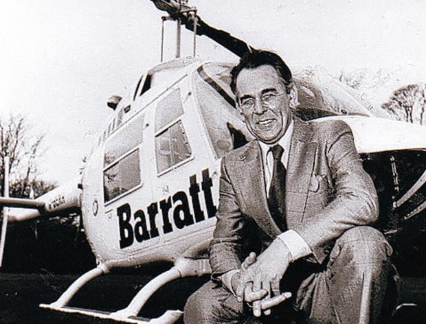 The Advertiser Series: Sir Lawrence Barratt and the Barratt helicopter