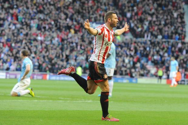 The Advertiser Series: LEAVING: Phil Bardsley will leave Sunderland to join Stoke City