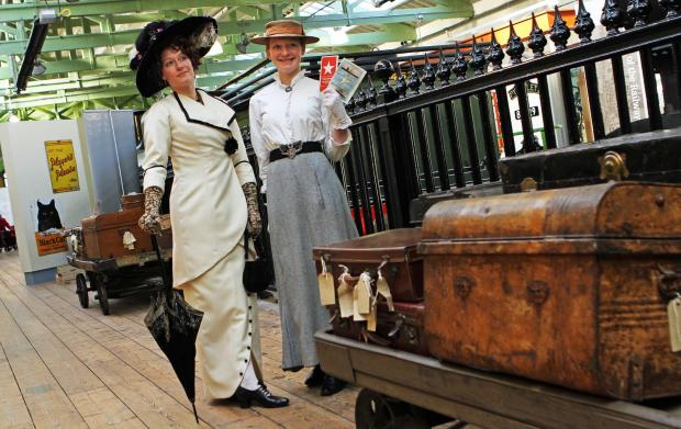 The Advertiser Series: The Head of Steam museum brings the past to life through various exhibitions and performances