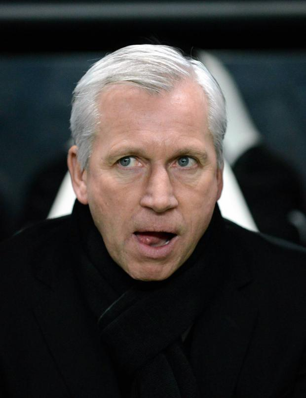 The Advertiser Series: ON THE LOOKOUT: Alan Pardew
