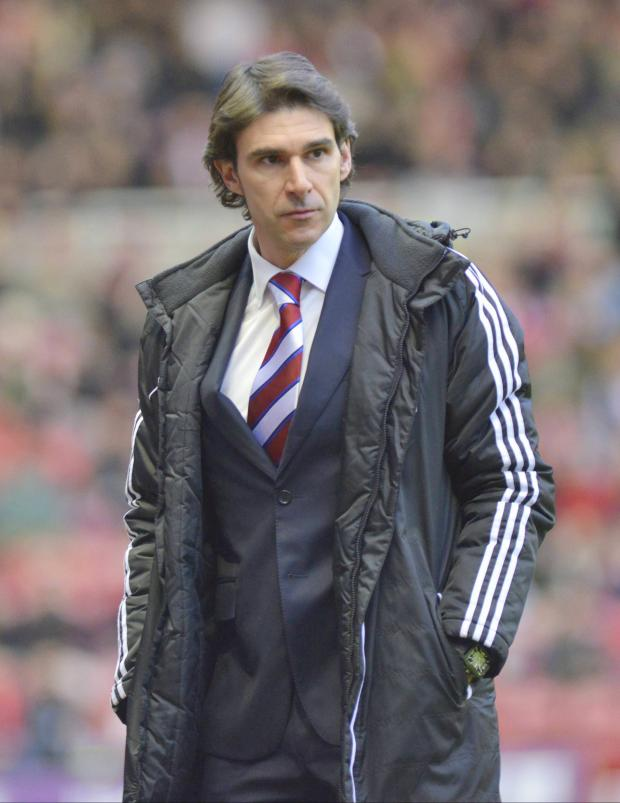 The Advertiser Series: Middlesbrough boss Aitor Karanka is on the lookout for a new striker