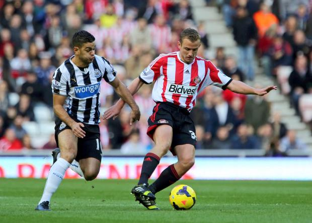 The Advertiser Series: STOKE BOUND?: Lee Cattermole