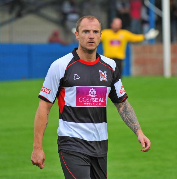 The Advertiser Series: LEVELLER: Alan White scored Darlington's equalising goal on Saturday