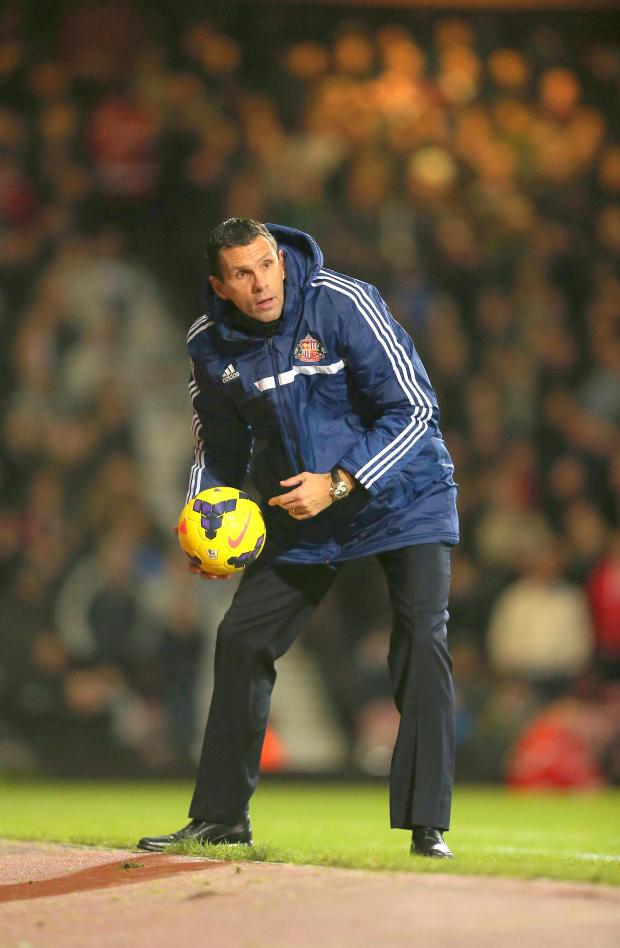 The Advertiser Series: Poyet closes in on Vergini, but admits Sunderland are being priced out of moves for British players