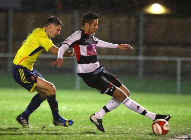 The Advertiser Series: IN FORM: Amar Purewal scored his third goal in two games