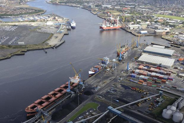 The Advertiser Series: The Port of Tyne has taken on new apprentices