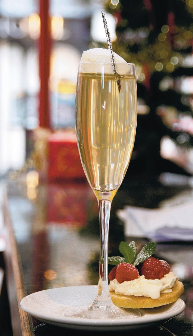 The Advertiser Series: Win champagne by selling charity dinner dance tickets