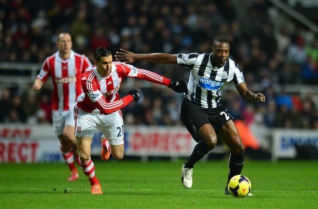 The Advertiser Series: World cup bound? Shola Ameobi is in Nigeria's 30-man squad