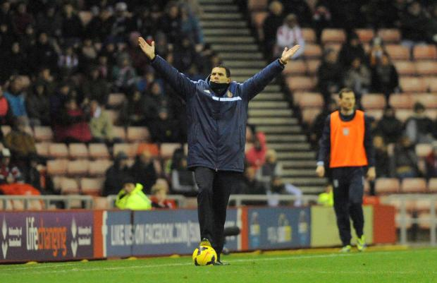 The Advertiser Series: Demanding improvement: Gus Poyet is ready to change things at the Stadium of Light