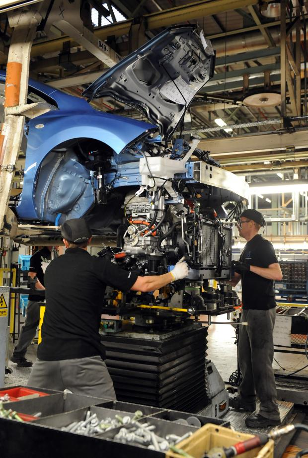 The Advertiser Series: Nissan's Sunderland workers deserve a pay rise, according to Unite