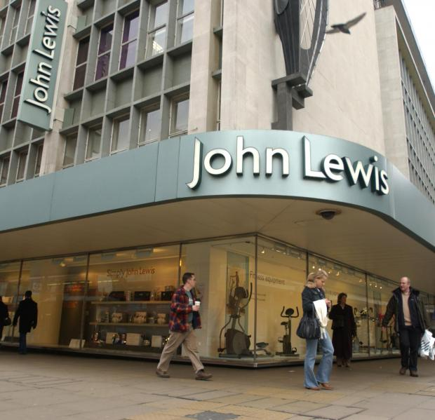 The Advertiser Series: The 91,000 staff of the John Lewis Partnership will receive an annual bonus worth 15 per cent of their salaries.