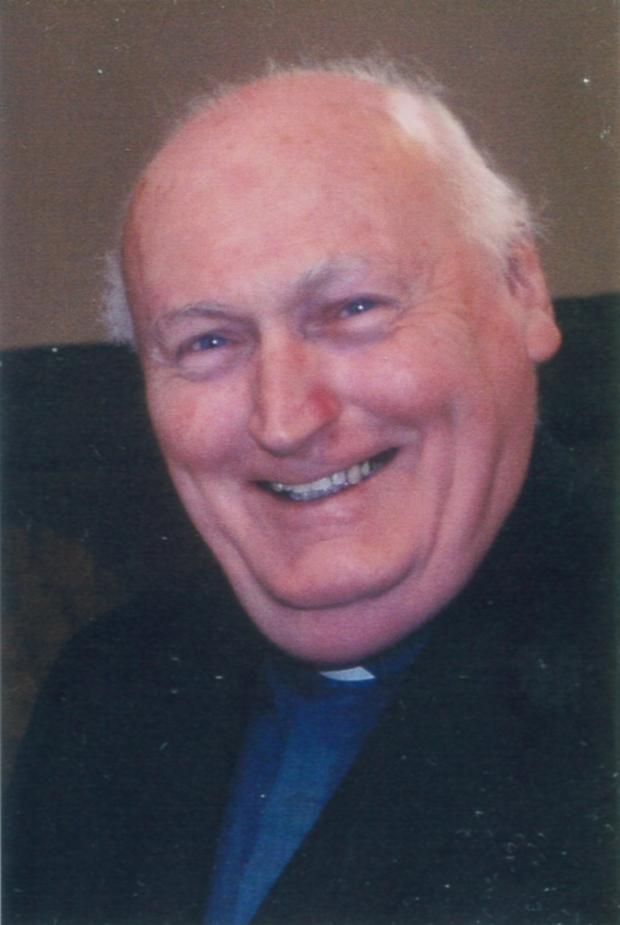 The Advertiser Series: Father Dermot Nunan who died after a short illness