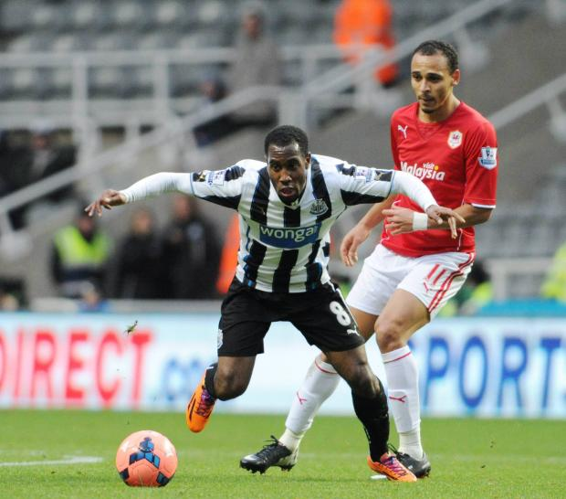The Advertiser Series: Honest words: Vurnon Anita wants to see improvement