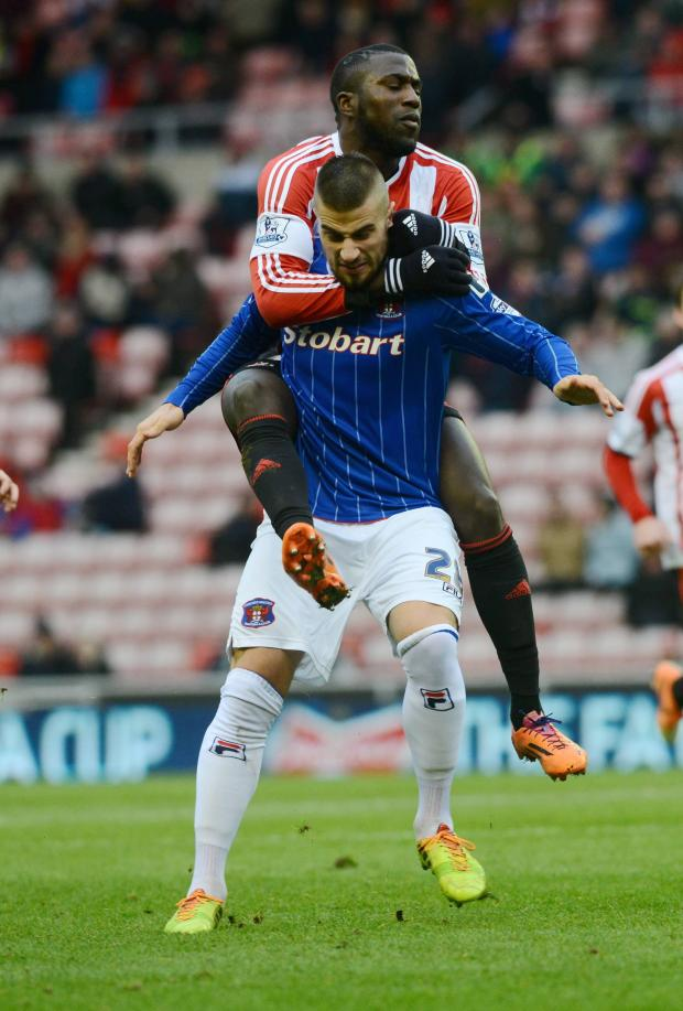 The Advertiser Series: Johnson tells Jozy the goals will soon flow at Sunderland