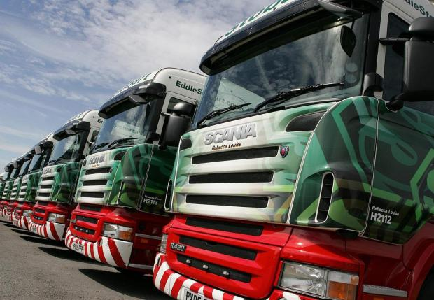 The Advertiser Series: The transport industry fared well in the fourth q