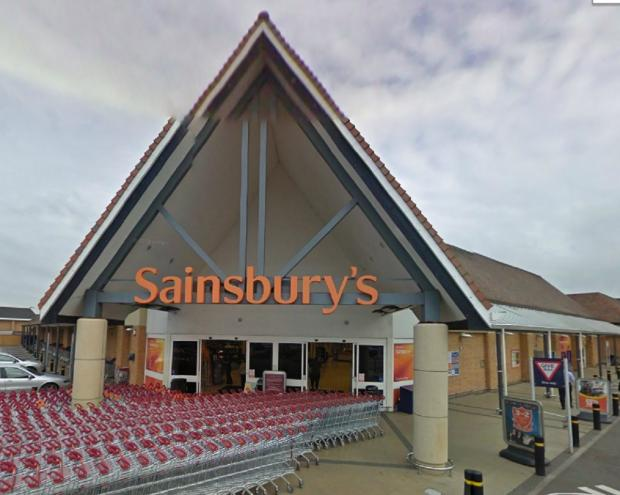 The Advertiser Series: Sainsbury's blamed a fall in food prices, the later timing of Easter and unseasonable weather for a decline in sales.