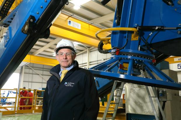 The Advertiser Series: Martin Moon, Subsea Innovation Limited's managing director