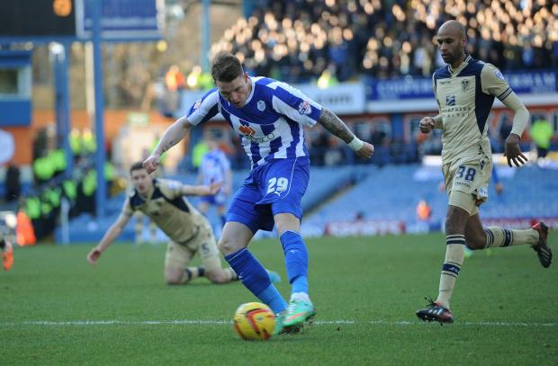 The Advertiser Series: RECALLED: Sunderland have recalled Connor Wickham from his loan spell at Sheffield Wednesday