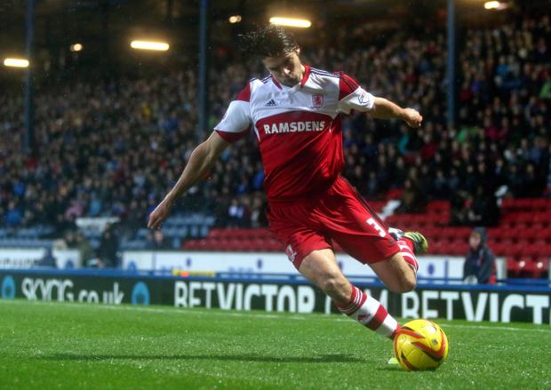 The Advertiser Series: IMPROVEMENT: George Friend again impressed at the weekend