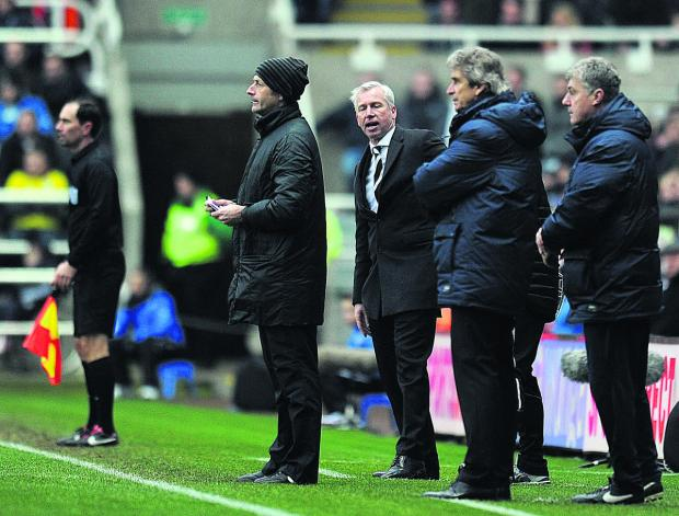 The Advertiser Series: Newcastle United Alan Pardew will punish himself for last weekend's foul-mouthed rant at Manchester City boss Manuel Pellegrini