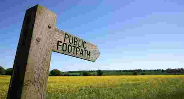 The Advertiser Series: A new footpath could be created between Darlington and Hurworth