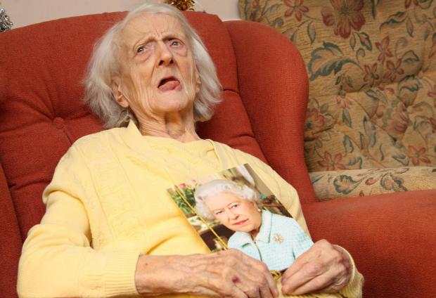 The Advertiser Series: Mary Heslop celebrates 100th birthday at the Rose Lodge Care Home, Newton Aycliffe