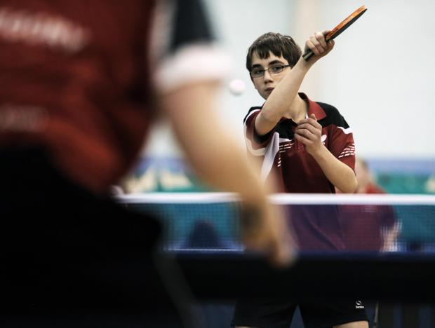 The Advertiser Series: Table tennis sessions take place in Darlington each week