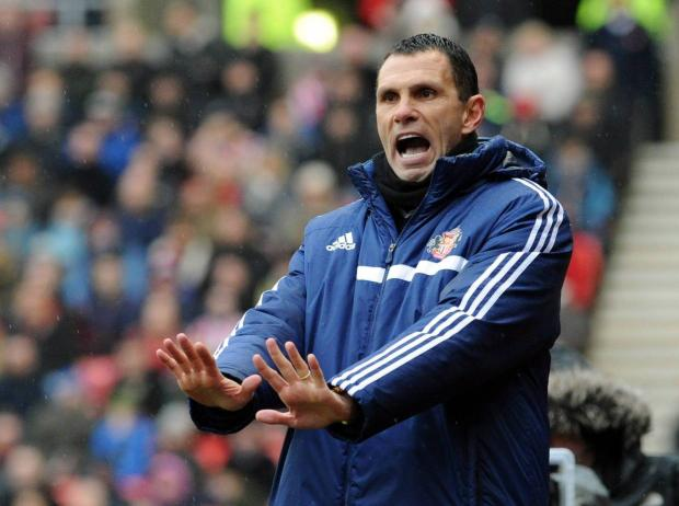 The Advertiser Series: FOCUS: Sunderland boss Gus Poyet wants his team to focus on their league position