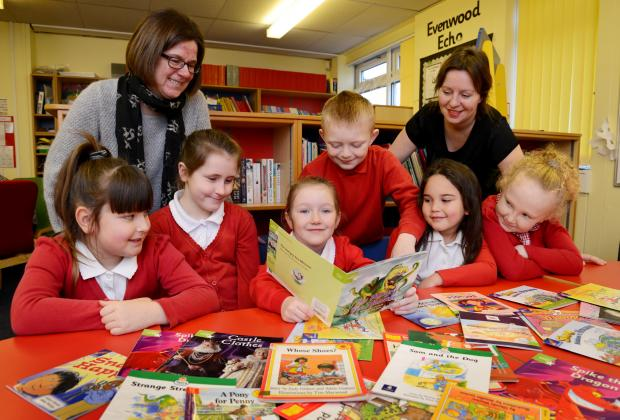 The Advertiser Series: BOOK WORMS: Rebecca Sedgwick and Sarah Meeson from Teesda