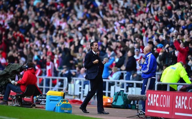 The Advertiser Series: READY TO GO: More than 30,000 Sunderland supporters will head to Wembley for Sunday's Capital One Cup final against Manchester City