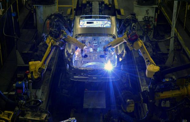 The Advertiser Series: A new Nissan Qashqai in production at Sunderland