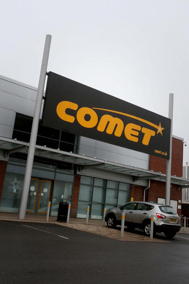 The Advertiser Series: The vacant former Comet unit