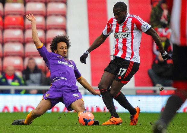 The Advertiser Series: TOUGH TIMES: Jozy Altidore has scored just two goals in 32 appearances for Sunderland this season