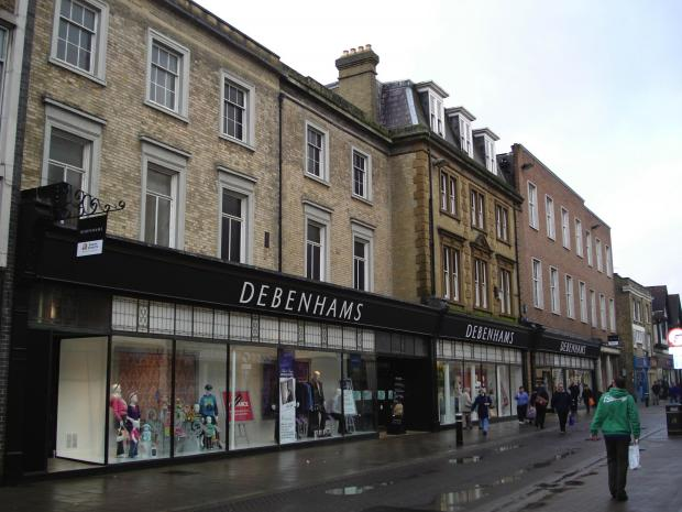 The Advertiser Series: Christmas trading was disastrous at Debenhams