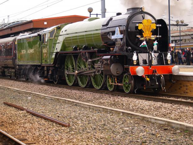 The Advertiser Series: BEST OF BRITAIN: The Darlington-built Tornado
