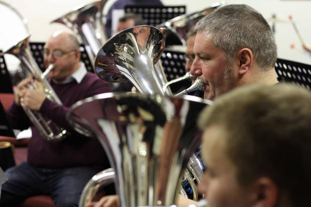 The Advertiser Series: Fishburn Band have planned an exciting programme of events to celebrate its 60th anni