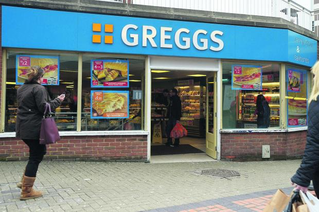 The Advertiser Series: Greggs says it remains committed to the high street