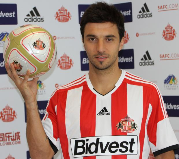 The Advertiser Series: Sunderland confirm Scocco signing